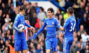 Chelsea 2-1 Sunderland