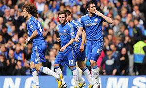 Chelsea 2-0 Swansea City