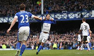 Everton 1-0 Fulham