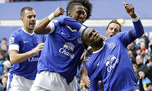Everton 2-0 Queens Park Rangers