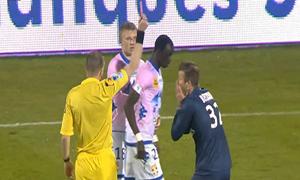 Evian TG 0-1 Paris Saint-Germain