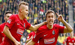 Freiburg 3-1 Hannover