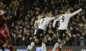 Fulham 3-2 Queens Park Rangers