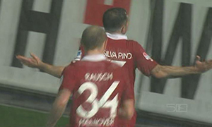 Greuther Furth 2-3 Hannover