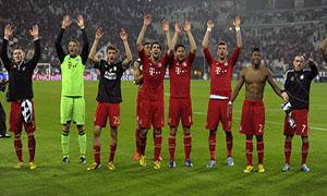 Juventus 0-2 Bayern Munich