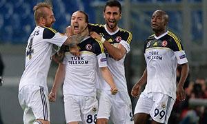 Lazio 1-1 Fenerbahce