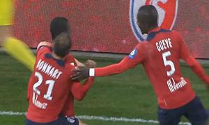Lille 3-3 Sochaux