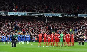 Liverpool 2-2 Chelsea