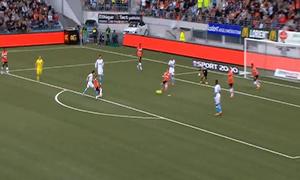 Lorient 0-1 Marseille