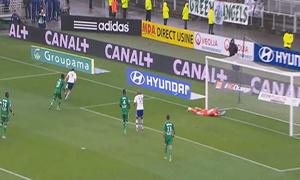 Lyon 1-1 Saint-Etienne