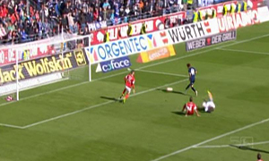 Mainz 1-2 Hamburger SV