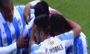 Malaga 2-1 Getafe