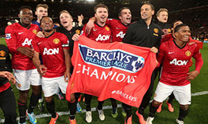 Manchester United 3-0 Aston Villa