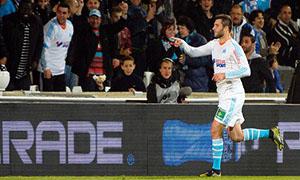 Marseille 1-0 Bordeaux