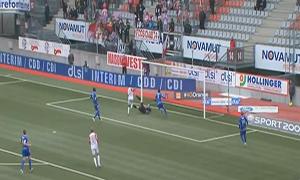Nancy 3-1 Evian TG