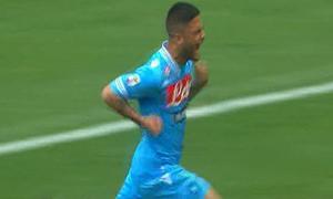 Napoli 3-2 Cagliari