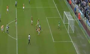 Newcastle United 1-0 Fulham