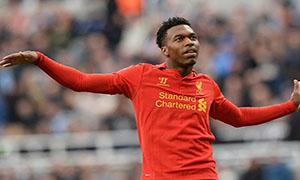 Newcastle United 0-6 Liverpool