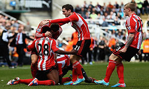 Newcastle United 0-3 Sunderland