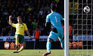 Norwich City 2-2 Swansea City