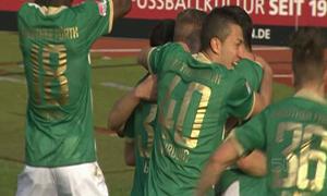 Nurnberg 0-1 Greuther Furth