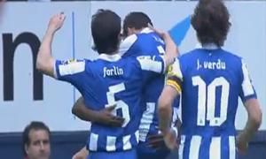 Osasuna 0-2 Espanyol