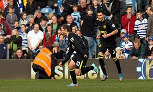 Queens Park Rangers 1-1 Wigan Athletic