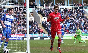 Reading 0-2 Southampton