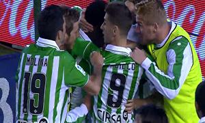 Real Betis 3-3 Sevilla