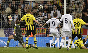 Real Madrid 2-0 Borussia Dortmund