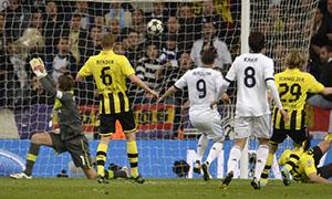 Real Madrid 2-0 Borussia Dortmund