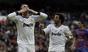 Real Madrid 5-1 Levante