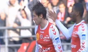 Reims 1-0 Lyon