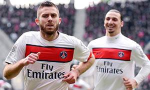 Rennes 0-2 Paris Saint-Germain