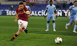 AS Roma 1-1 Lazio