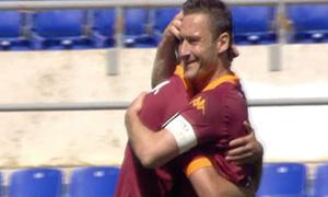 AS Roma4-0 Siena