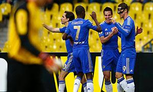 Rubin Kazan 3-2 Chelsea
