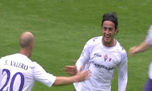 Sampdoria 0-3 Fiorentina