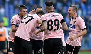 Sampdoria 1-3 Palermo