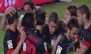 Sevilla 0-1 Atletico Madrid