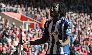 Southampton 0-3 West Bromwich Albion