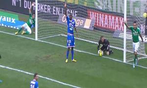 Saint-Etienne 1-0 Evian TG