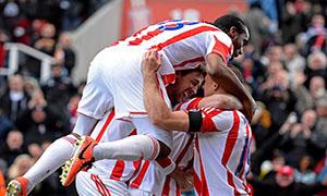 Stoke City 1-0 Norwich