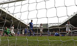 Tottenham Hotspur 2-2 Everton