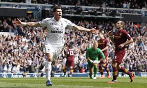Tottenham Hotspur 3-1 Manchester City