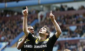 Aston Villa 1-2 Chelsea