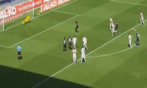 Augsburg 3-1 Greuther Furth