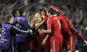 Barcelona 0-3 Bayern Munich