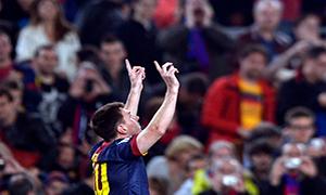Barcelona 4-2 Real Betis