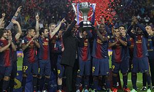 Barcelona 2-1 Valladolid